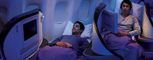 Airline Review Jet Airways Hong Kong-Mumbai-Amsterdam
