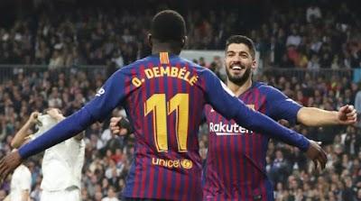 'Dembele is already a better player than Neymar' - Barcelona president Bartomeu