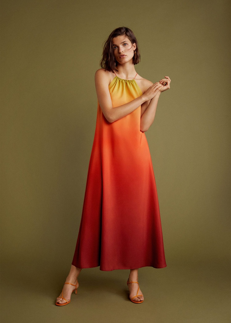 Mango Gala Collection Lookbook