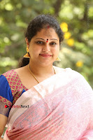 Actress Raasi Latest Pos in Saree at Lanka Movie Interview  0107.JPG
