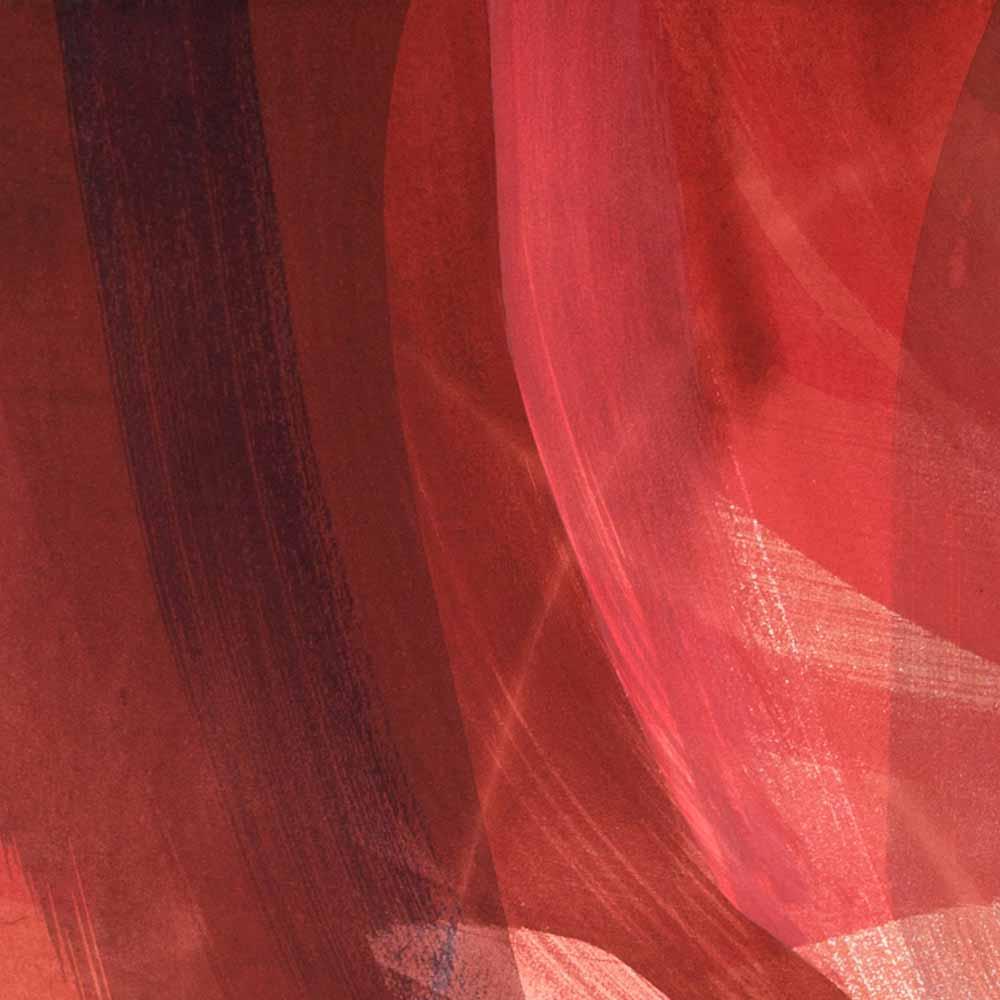 Aquarelle détail 1, 110 x 144 cm, mai 19 © Annik Reymond