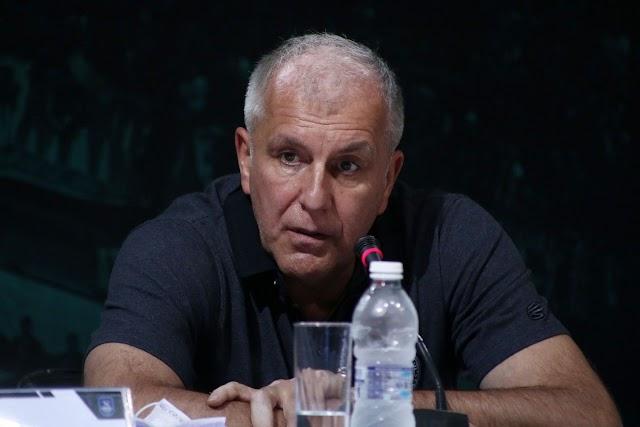 """Ομπράντοβιτς:""""Δεν θα ξεχάσω όσα έκανε για μένα ο Παύλος Γιαννακόπουλος"""""""