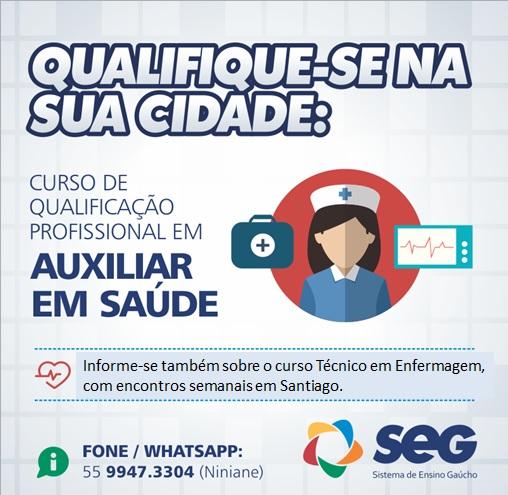 QUALIFIQUE-SE COM O SEG!