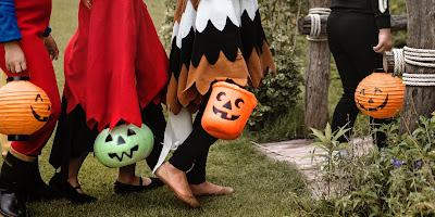 curso de inglés en Londres durante Halloween