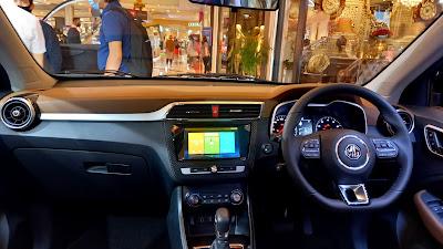 MG (Morris Garage) ZS Crossover Perkotaan Harga Terjangkau Kaum Rebahan ID