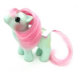 My Little Pony Chocalinho Year Four Int. Playset Ponies III G1 Pony