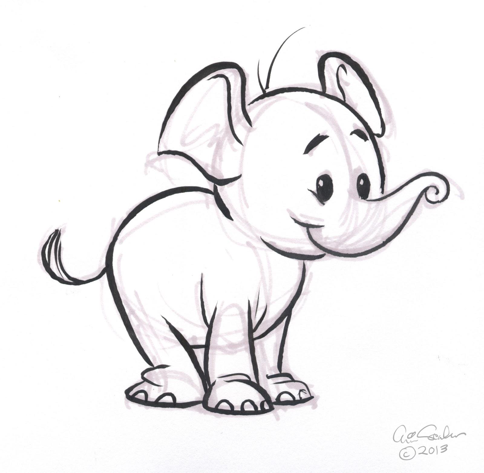Дню пожилого, прикольные рисунки животных карандашом для детей