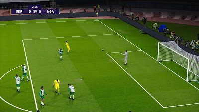 PES 2021 Stadium Chernihiv Pitch AddOn by Endo