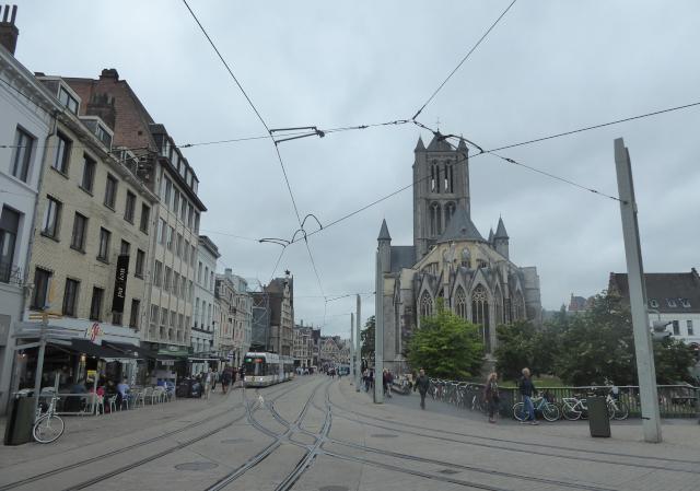 Catedral de Gent