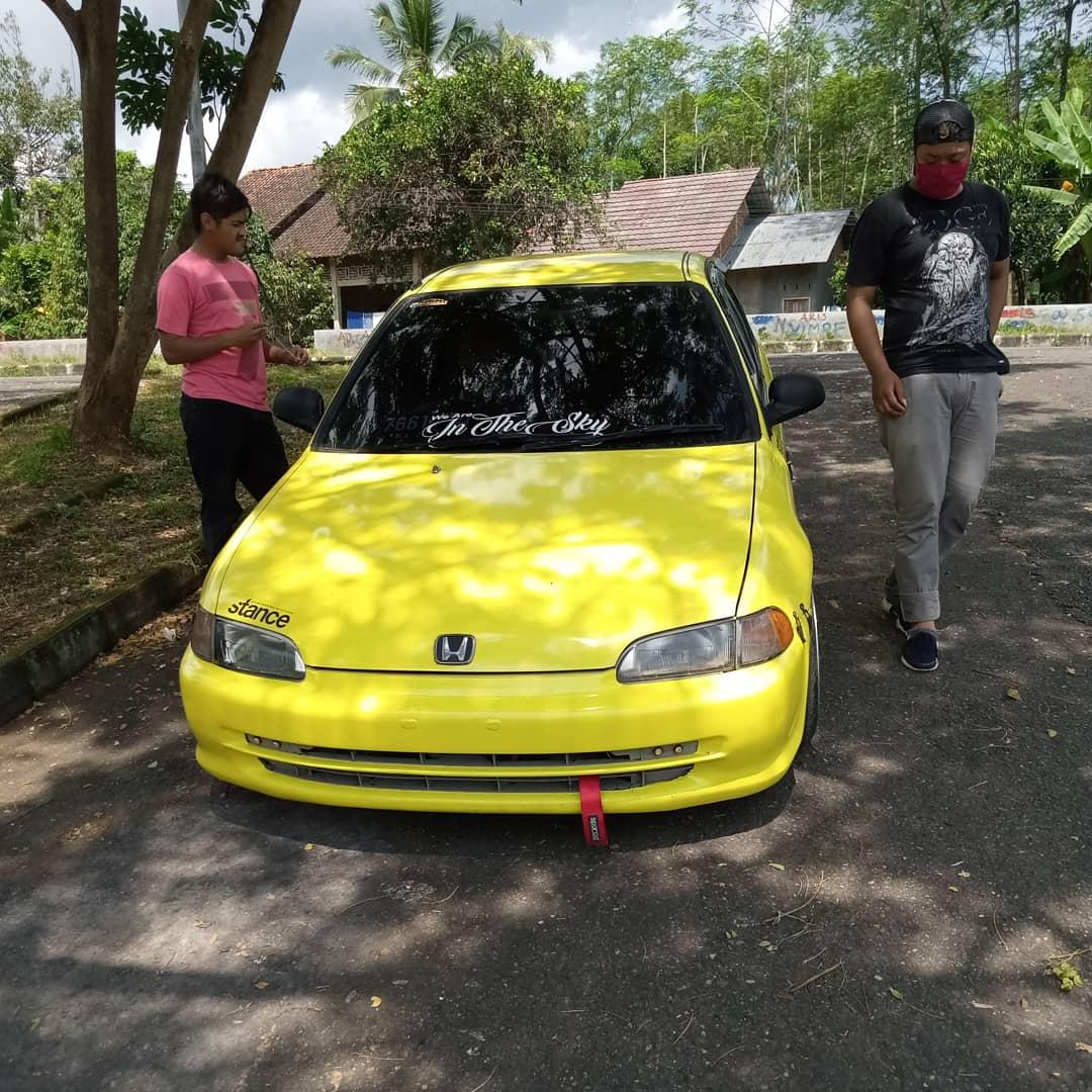 Harga Honda Genio 93