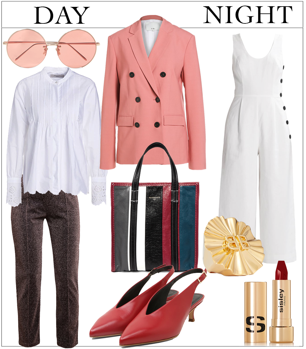 WIshlist, Tibi, By Malene Birger, Linda Farrow, Max Mara Weekend, Balenciaga, Club Monaco, Sisley, shopping, fashion,