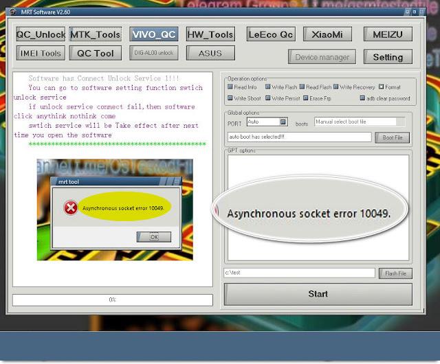 Mrt 2.60 Lastupdate Asynchronous socket error 10049 Fix Setup With Keygen