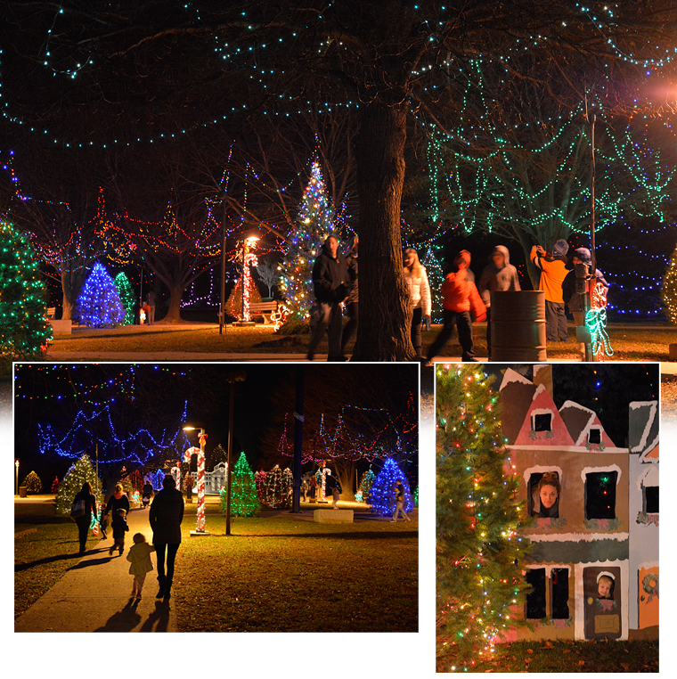 A cherished local tradition, the Festival of Lights makes Rose Tree Park  sparkle with holiday cheer. Delaware County welcomes everyone to enjoy a  wintry ... - Destination Delco Holidays: Annual Festival Of Lights In Rose Tree Park