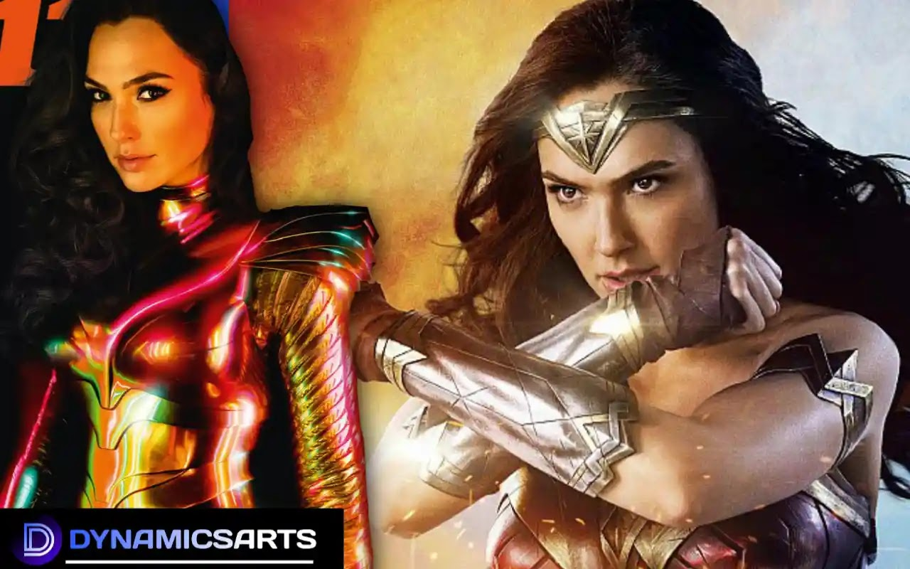Wonder woman 1984 : Gal Gadot New Look Reveals on Magazine Cover