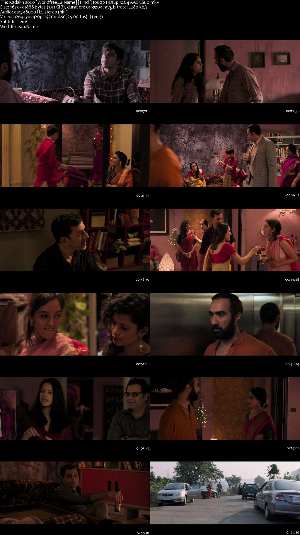 Kadakh 2020 Hindi HDRip 1080p
