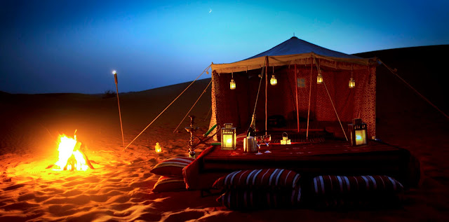 Dubai Honeymoon Package