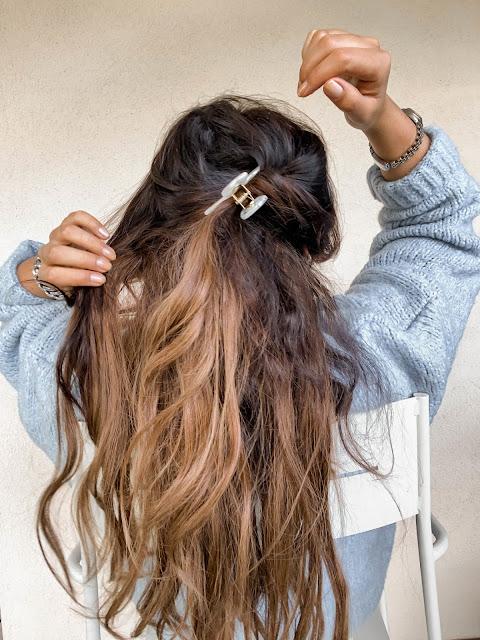 Mon astuce efficace pour éclaircir mes cheveux naturellement !