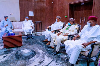 President Muhammadu Buhari has gone on a Peace mission to Mali
