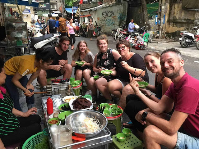 Hanoi - The Place To Find The Best Street Food Tours in The World