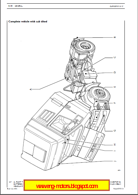 Excellent Service Spare Parts Catalog Iveco Eurotech Eurostar Wiring 101 Carnhateforg