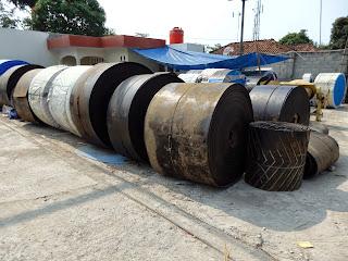 Agen Roller Conveyor Belt Murah Jakarta