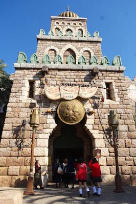 10D9N Spring Japan Trip: Sindbad's Storybook Voyage, Tokyo Disneysea