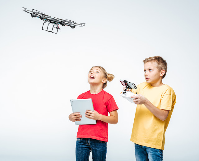 Cum alegi o drona