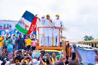 Ogun LG polls: Abiodun flags off APC campaign