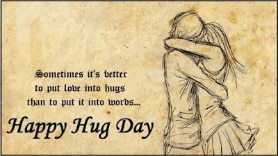 Happy Hug Day Shayari