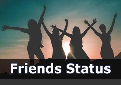 100+ Dosti Status in Hindi - Top Most Friendship Quotes in Hindi & Friendship Status