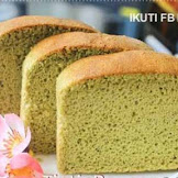 Castella Green Tea Aka Kasutera Atau Traditional Japanese Honey Cake