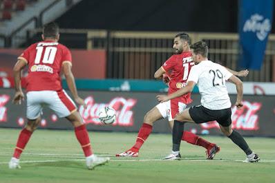 ملخص اهداف مباراة الاهلي والبنك الاهلي (1-1) الدوري المصري
