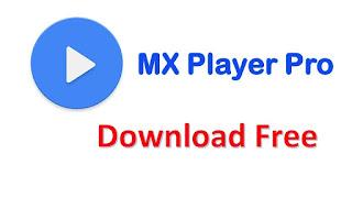 MX Player Pro v1.34.4  Téléchargement gratuit pour Android