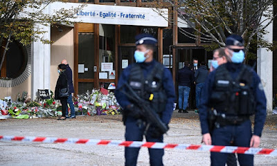 French police target Islamist networks