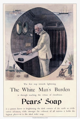 Pears' Soap - The White Man's Burden