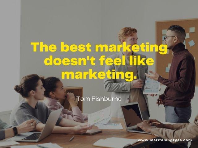quote best marketing