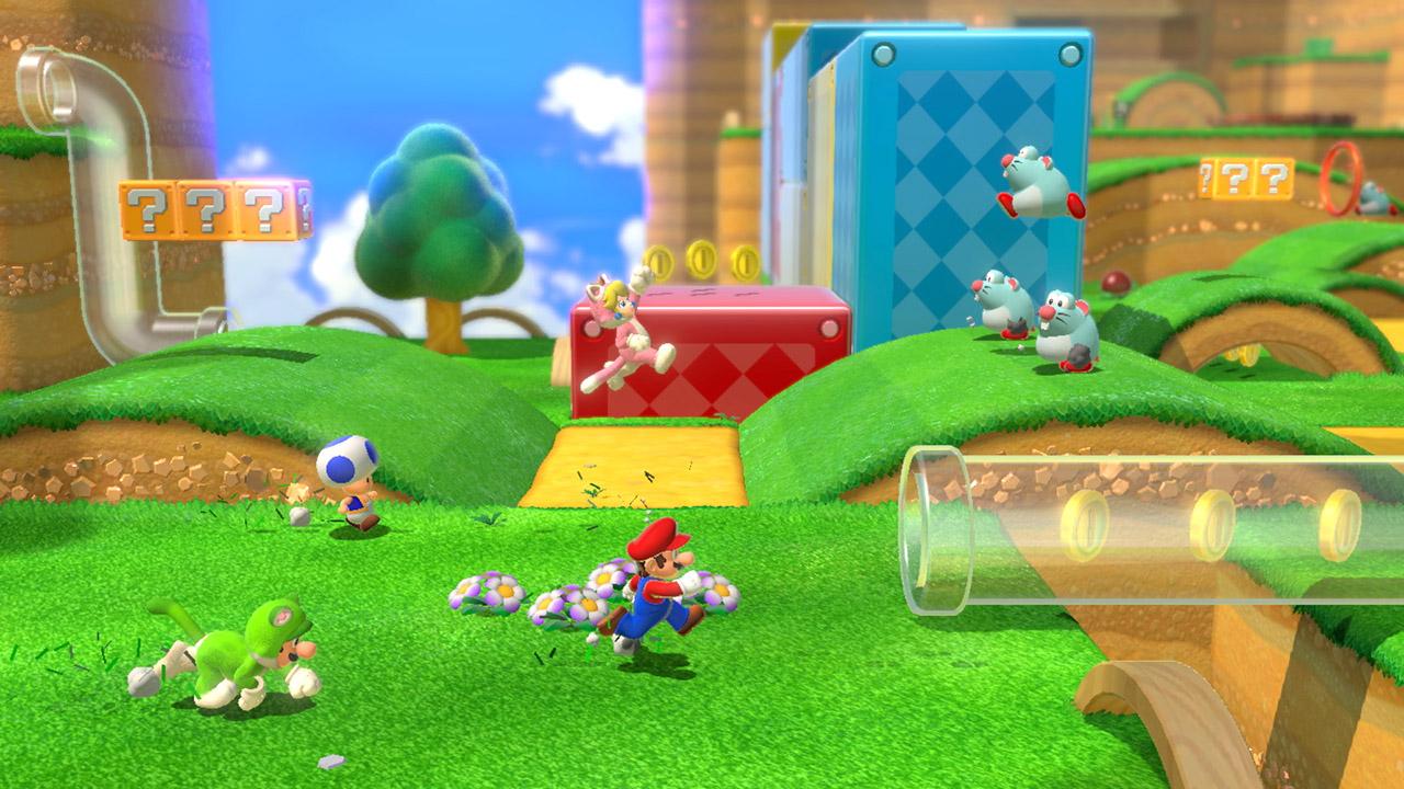 Super Mario 3D World + Bowser's Fury (Switch) ? testamos o novo sistema de multiplayer online