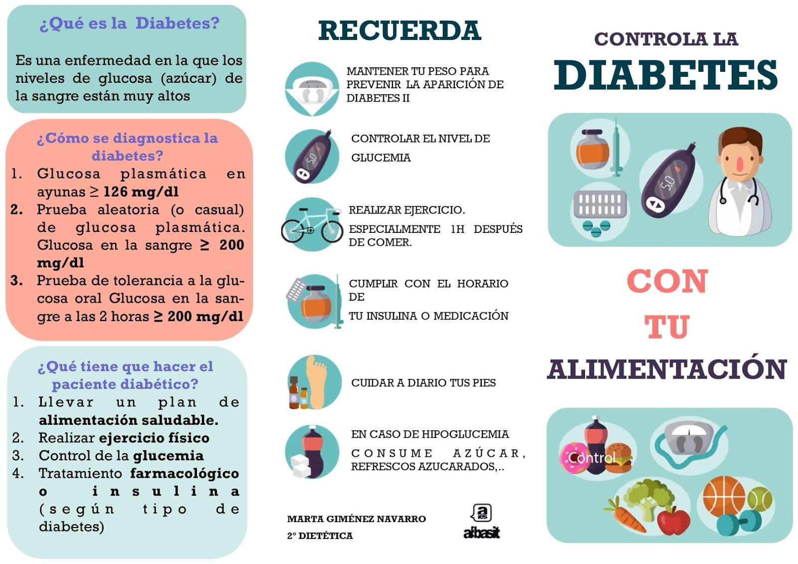 prevención de diabetes folleto en pdf