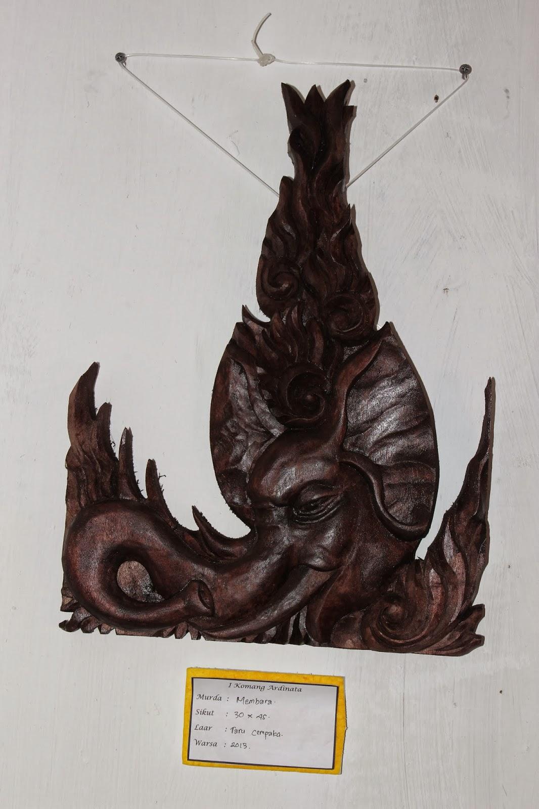 Seni Kriya 2 Dimensi : kriya, dimensi, Kariana, Mangkor:, Kriya