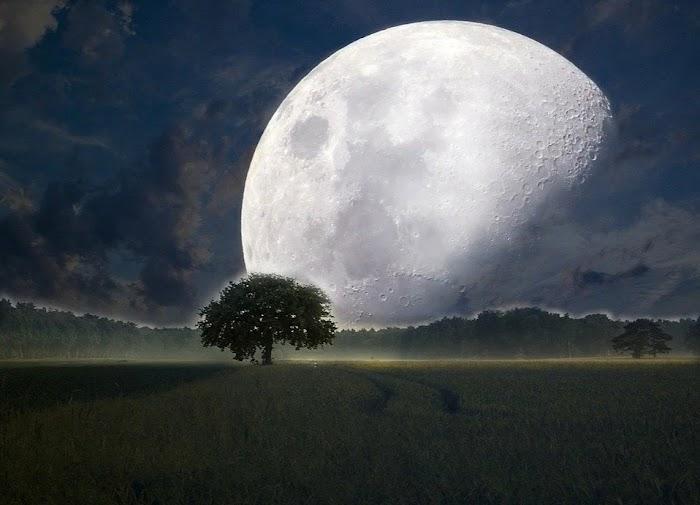 Приметы убывающей луны 10-11 мая на избавление от нужды, бед