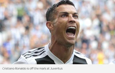Juventus Forward - Cristiano Ronaldo