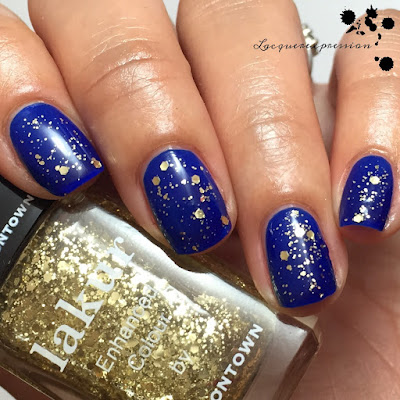 Swatch of BRITANNIA by Lakur LONDONTOWN