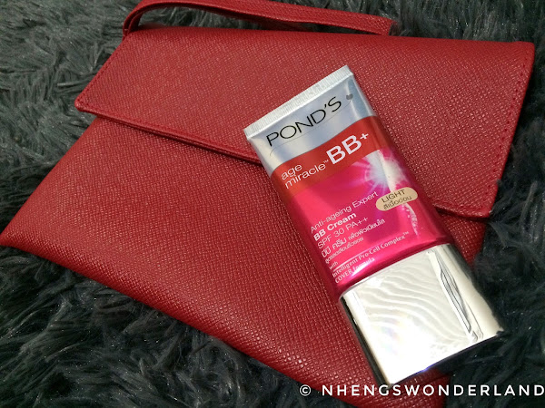 Makeup and Skincare in One! Pond's Age Miracle BB Cream Review