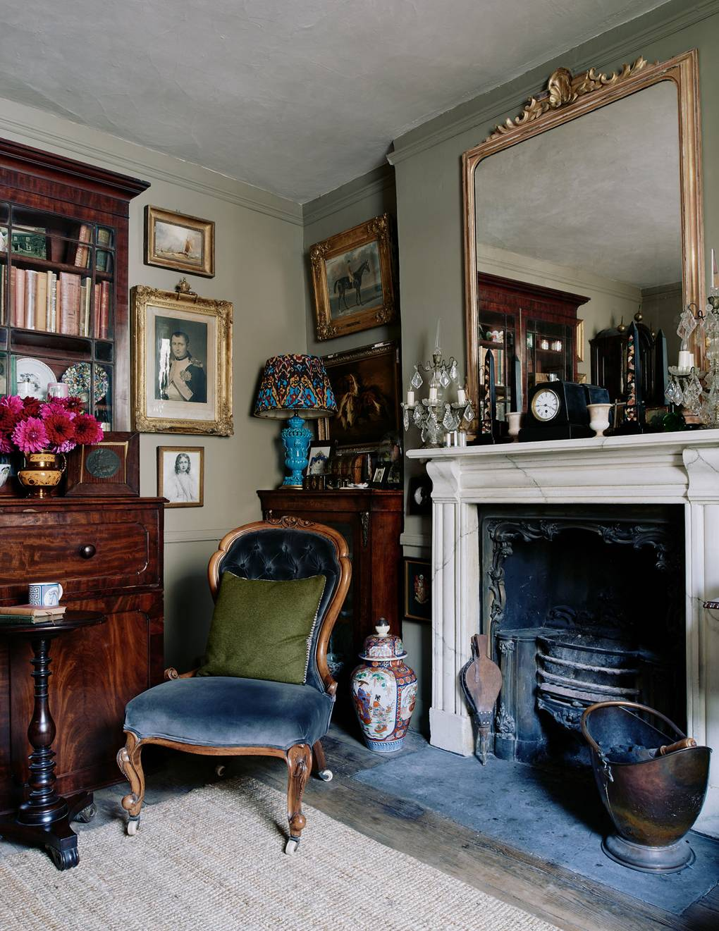 Décor | At Home With: Jack Laver Brister, Frome, Somerset
