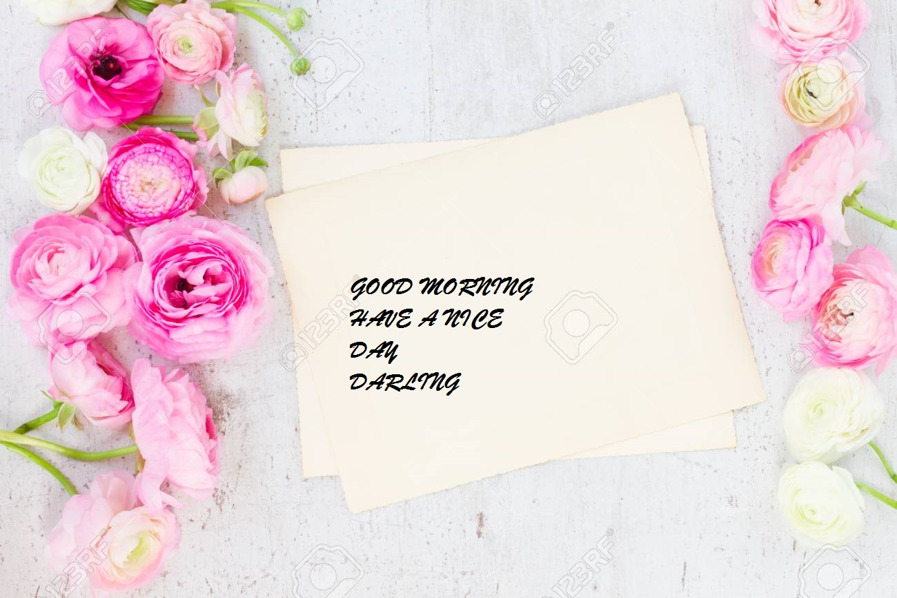 Good Morning Flowers Special To Loved Ones Wishes Wallpapers