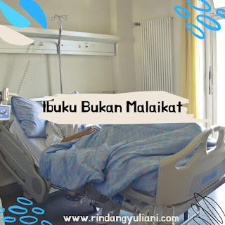 Ibu Dirawat di Rumah Sakit