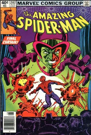 Amazing Spider-Man #207, Mesmero