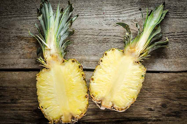 Amazing Benefits of Eating Pineapple