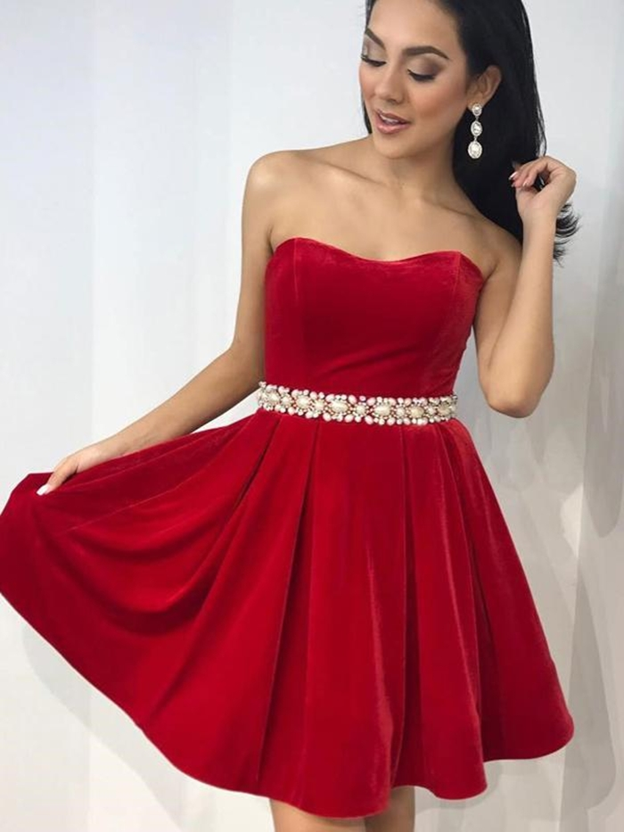 https://sposadresses.com/collections/cheap-homecoming-dresses/products/scoop-red-simple-pearls-beaded-belt-cheap-short-homecoming-dresses-online-cm593