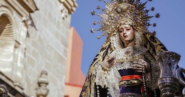La Hermandad de Loreto finalmente no estrenará paso el Viernes Santo en Jerez